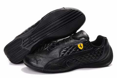 chaussures Ferrari Suede Pas Chere Puma Homme Chaussures lJuc31TK5F