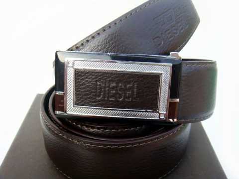 ceinture en cuir diesel ceinture homme diesel pas cher. Black Bedroom Furniture Sets. Home Design Ideas
