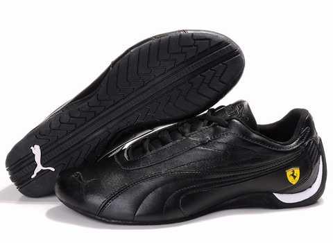 chaussures homme puma cuir