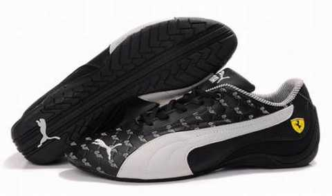 chaussure puma fille pas cher