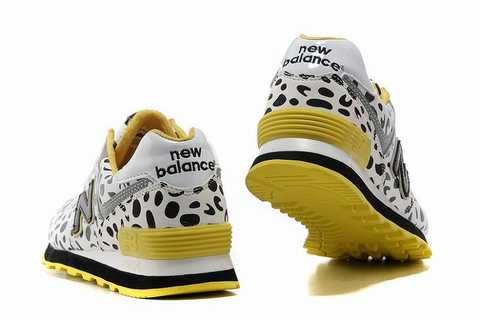 baskets new balance femme zalando