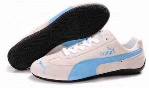 chaussures puma chez intersport